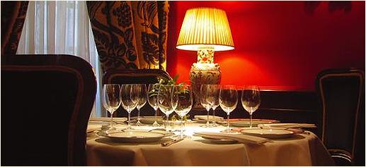 Restaurante Atrio