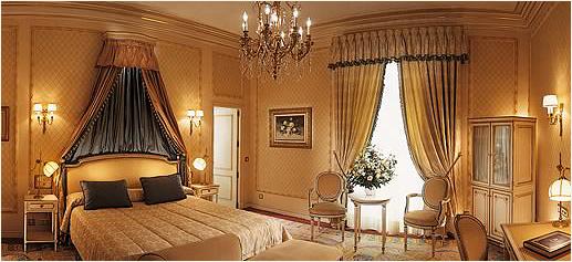 Ritz Hotel lujo sierra madrid