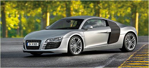 Fondo Audi R8