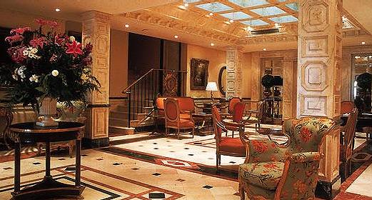 Hotel orfila for Listado hoteles 5 estrellas madrid