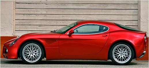 Fondo Alfa Romeo 8c