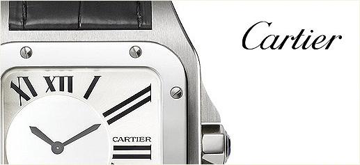 Cartier Santos 100 Misterioso