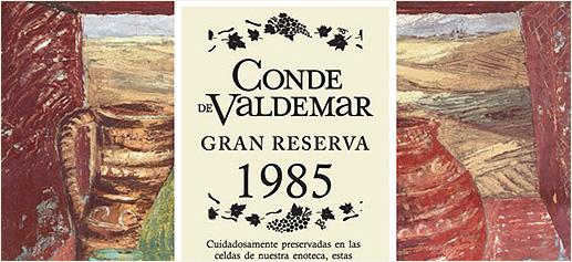 Fondo Conde Valdemar 1985