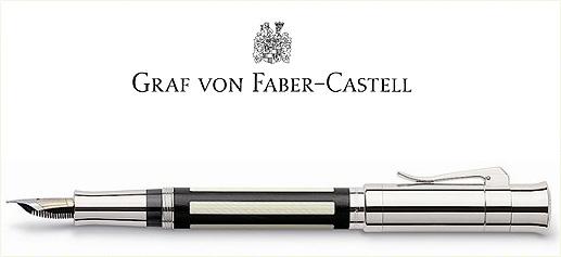 Graf von Faber-Castell. Estilografica Mamut