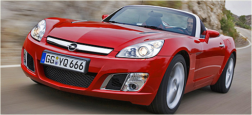 Fondo Opel Gt