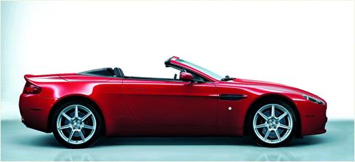 Fondo Aston Martin V8 Vanta