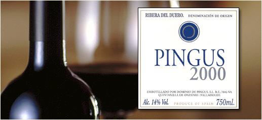 Fondo Pingus 2000