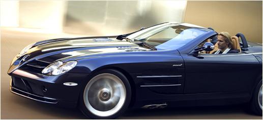 Mercedes Benz Slr Mclaren R