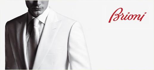 Brioni, los trajes más caros del mundo