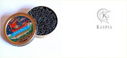Caviar Royal Beluga de Kaspia