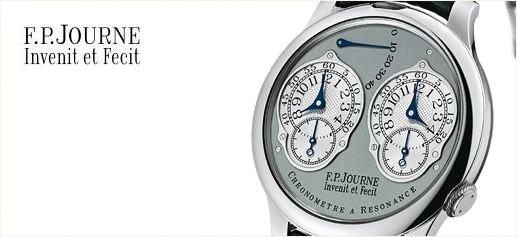F.P. Journe Colección Souveraine Chronométre à Résonance