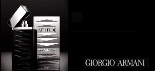 Attitude de Giorgio Armani