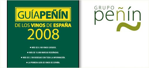Guía Peñin de los vinos de España 2008