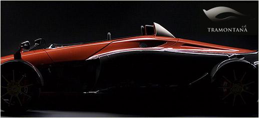 Tramontana, el coche español más lujoso y exclusivo