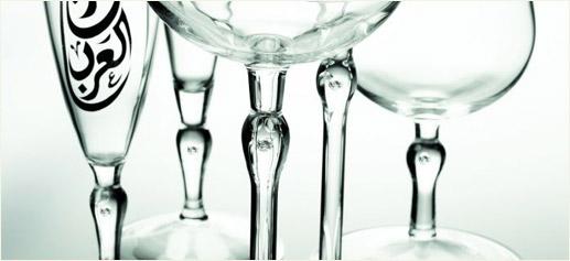 Diamantes en cristal