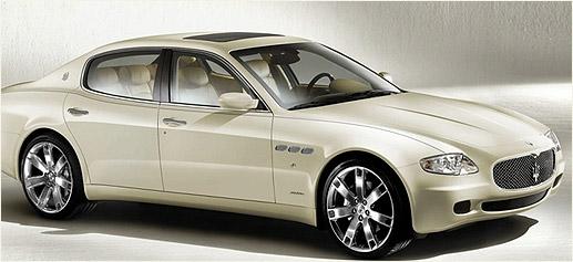 Maserati Quattroporte Cento