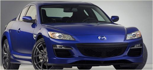 Mazda RX8 2008