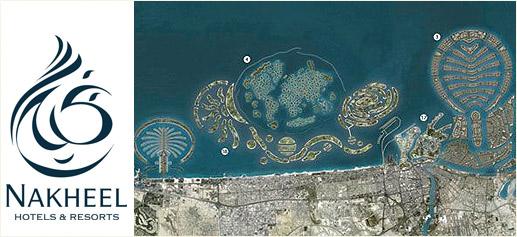 El universo de Nakheel en Dubai