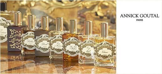 Perfumes masculinos de Annick Goutal