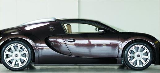 Bugatti Veyron Fbg por Hermes