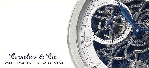Relojes Cornelius & Cie