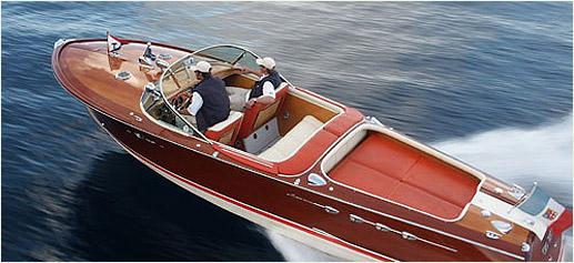 Riva Aquarama, el Rolls-Royce del mar