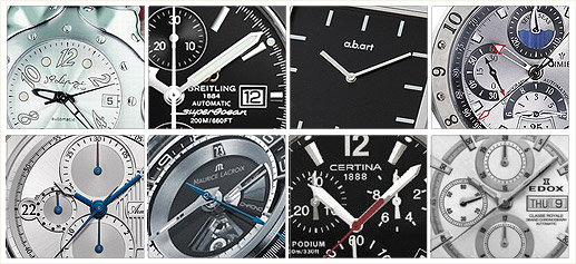Seleccion Sibarita Especial Relojes
