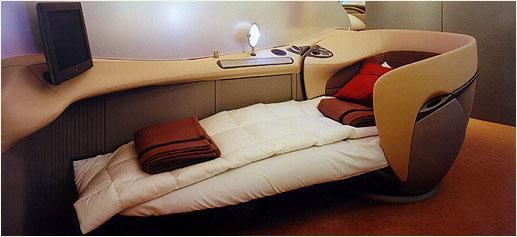 Emirates Airlines, lujo por las nubes