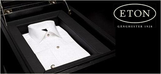 Eton, la camisa más cara del mundo