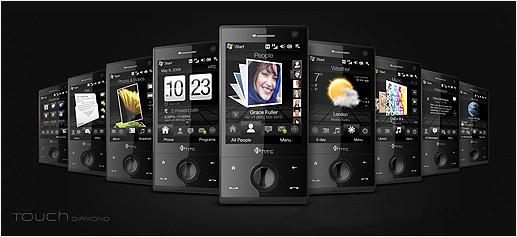 HTC Touch Diamon