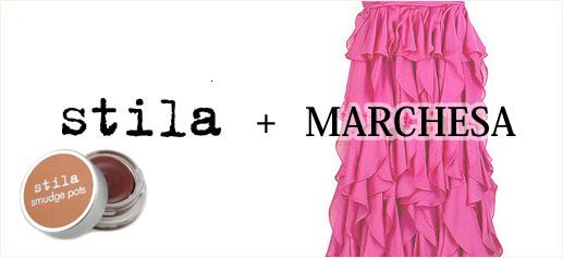 Marchesa + Stila, The Backstage Beauty Collection edición limitada