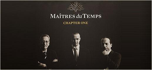 Chapter One de Maitres du Temps, nuevo reloj de una nueva marca