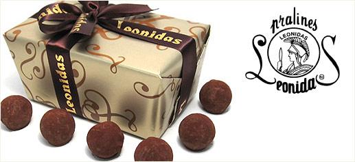 Chocolate Leonidas, la tradición del chocolate belga