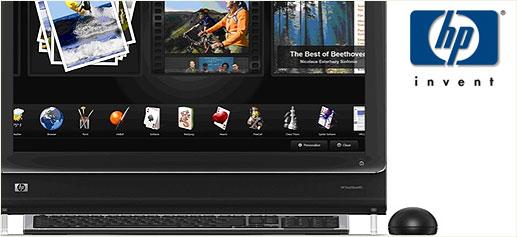 HP Touchsmart PC, la siguiente generación de PC