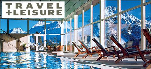 IT List 2008 de Travel + Leisure, los 30 mejores nuevos hoteles de 2008 (I)