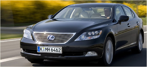 Lexus LS 600h L President