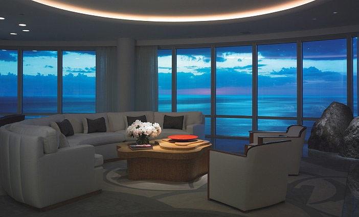 Sala de Relajacion Penthouse_naples_florida