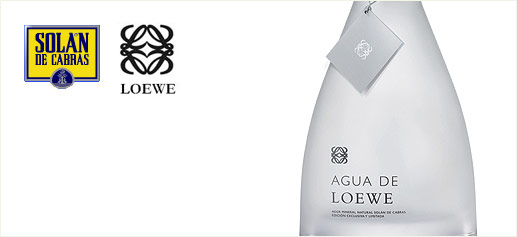 Agua Loewe Solans De Cabras