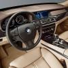 BMW Serie 7 2009. Interior.