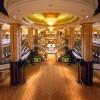 Hotel Emirates Palace. Salón principal.
