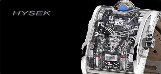Hysek Colosso, ¿el reloj más complejo jamás fabricado?