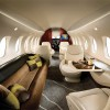 Cessna Citation Columbus. Interior.