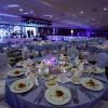 Hotel Queen Elizabeth. Salón de banquetes.