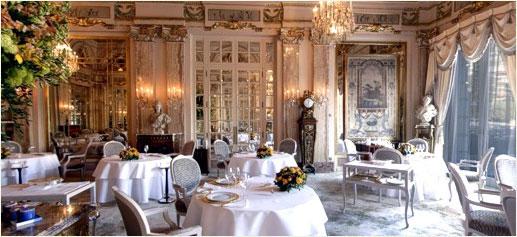 Restaurante Le Louis Xv