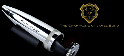 Champagne Bollinger 007 Quantum Of Solace