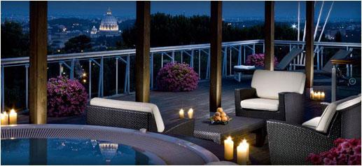Hotel Rome Cavalieri