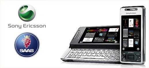 Saab Sony Ericsson Xperia X1