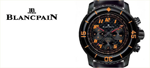Speed Command Chronograph de Blancpain