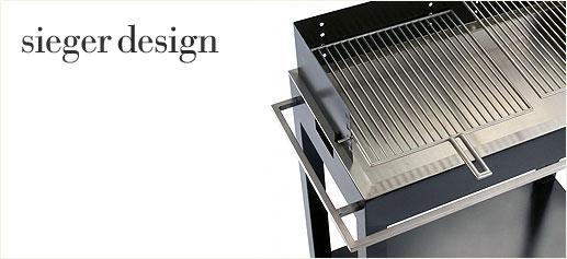 Taurus Grill de Sieger Design, una barbacoa de lujo