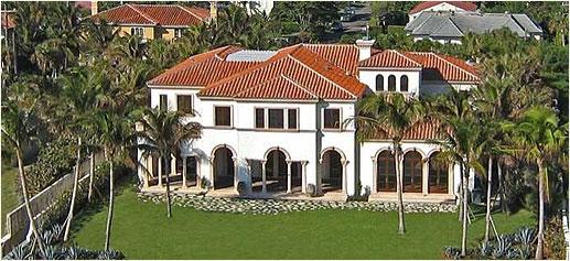 Viviendas de Lujo: Casa del Mar, Palm Beach (Florida)